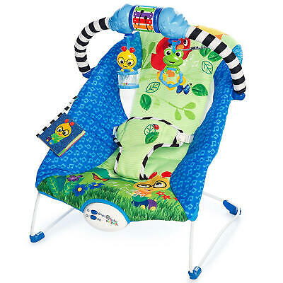Baby Einstein Symphony Bouncer Baby Infant Cradling Music Toy Rocking Chair Seat