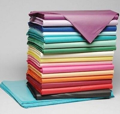 Luxury 18GSM Present Gift Wrapping Packaging Tissue Paper Sheets 50 x 75cm