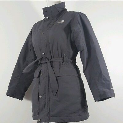 The North Face Girl's 550 Coat Gray Large