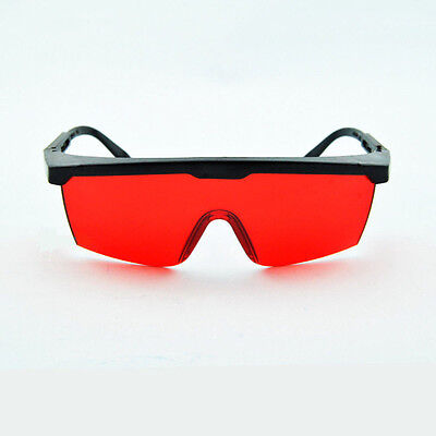 Portable Protection Goggles Laser Safety Glasses Green Blue With Velvet Box OK