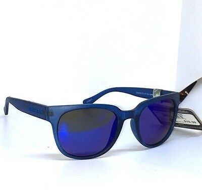 d9a5ca4f152 NEW SUNGLASSES Panama Jack Men Square CLEAR BLUE Navy High Quality  Lightweight