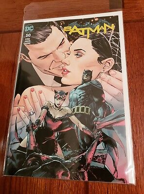 Batman 50 Clay Mann Cover A Exclusive Variant Nm