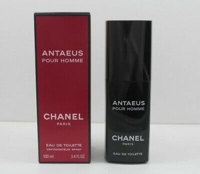 New Chanel Antaeus Eau De Toilette  Edt 100 Ml Spray.