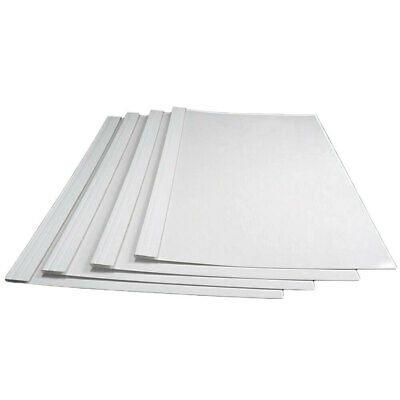 Lenoxx A4 Paper Thermal Binding Binder Pouches Covers for Office Work School