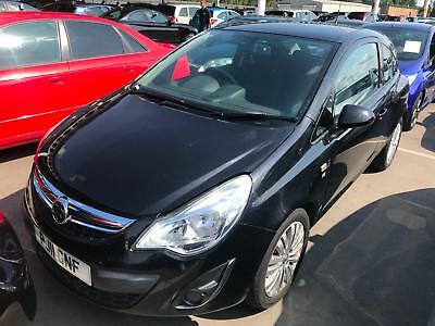 2012 Vauxhall Corsa 1.0i ecoFLEX Excite SUPERB. MOT. TAX. FREE INSURANCE