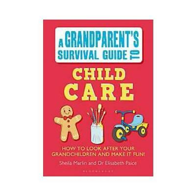 A Grandparent's Survival Guide to Child-Care by Dr Elisabeth Paice (author)