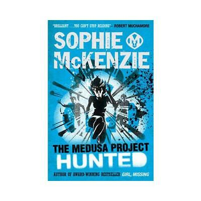 Hunted by Sophie McKenzie (author)