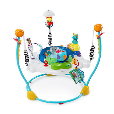 Baby Einstein Activity Jumper Journey Of Discovery Sounds Toys Tray For Baby
