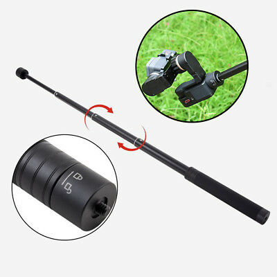 3-Axis Telescopic Handheld Stabilizer Extension Pole Rod Extended Selfie Stick