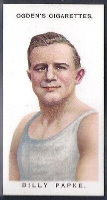 Ogdens-Boxers Boxing-#34- Billy Papke