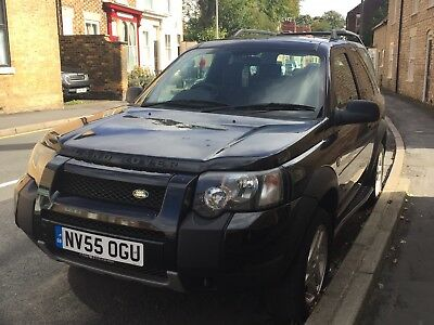 Land Rover Freelander td4 E H/B 2006 (55 plate) with Removable Top