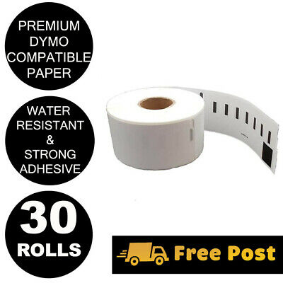 16 Rolls Dymo Seiko Compatible 99010 Labels 28mm x 89mm Labelwriter 450 Printer