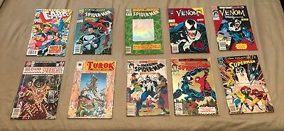 Assorted Comic Book Lot  - 10 Books - Great Condition