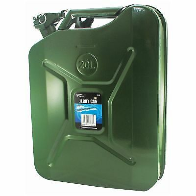 20L Jerry Can - Un Approval - 0.8Mm