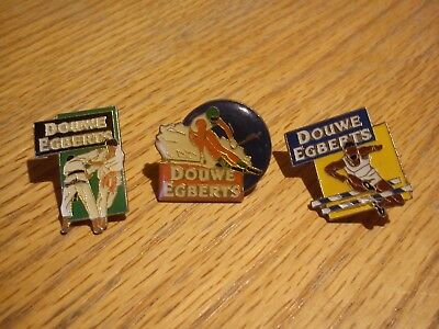 Pins lot Douwe Egberts