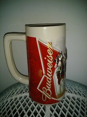 2012 Budweiser Holiday Stein-Winter Wonderland