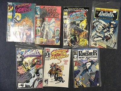 Selection of Marvel Comics - job lot all in good condition