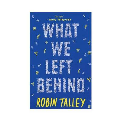 What We Left Behind by Robin Talley (author)