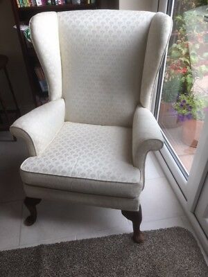 2 Parker Knoll Winged Easy Chairs