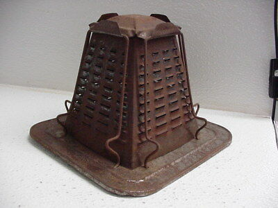 ANTIQUE or VINTAGE FOR SLICE KITCHEN TOASTER, NOT ELECTRIC, SIT OF FIRE?