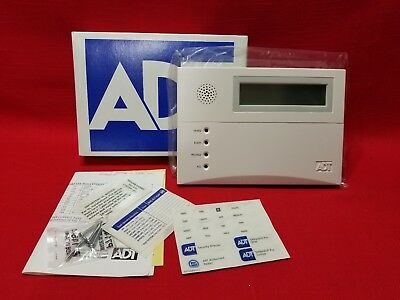 Brand New ADT 6160VADT Alpha Talking Keypad Touchpad
