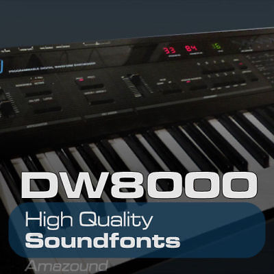 KORG X5 SOUNDFONT COLLECTION 100  sf2 FILES 1214 SAMPLES 1 1GB PC