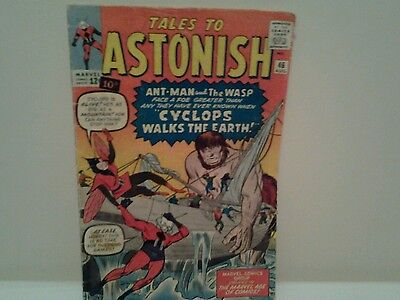 Tales to astonish no.46  ant man & wasp