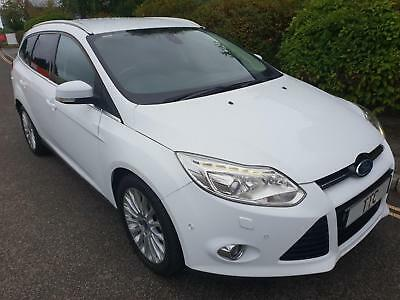 Ford Focus Titanium X Tdci DIESEL MANUAL 2012/61