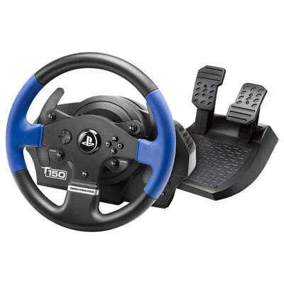 Volante THRUSTMASTER T150 force feedback para PS4 PS3 PC