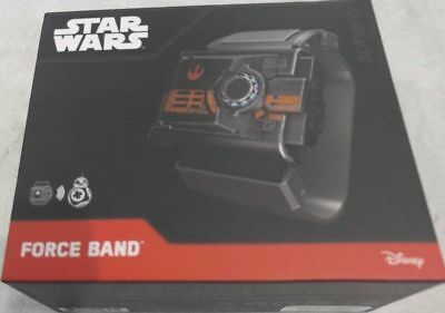 New Sphero Disney Star Wars Force Band Afb01Usa Controls Bb-8 App-Enabled Droid
