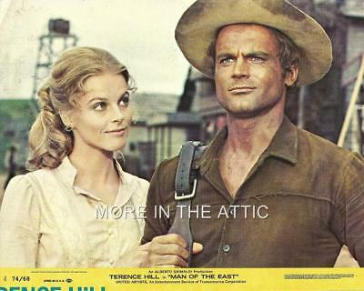 Spaghetti Western Fave Terence Hill Is The Man Of The East 6 Us Mini Lobbies