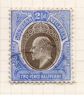 Southern Nigeria 1904-07 Early Issue Fine Used 2.5d. 275530