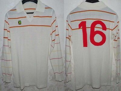 Maglia Jersey Shirt Calcio Football Italy Torello Nr 16 Spain France Usa Vintage