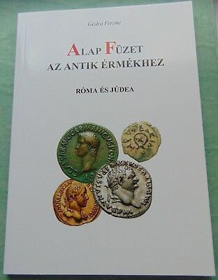Basic small book of ancient coins! Rome and Judea! 4.