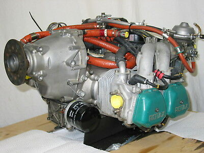 Certified 100Hp Rotax 912-S2 Aircraft Engine. Very Nice 912 S 2 Microlight Motor