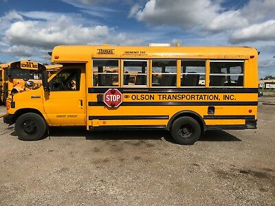 2006 Ford School Bus NO RESERVE