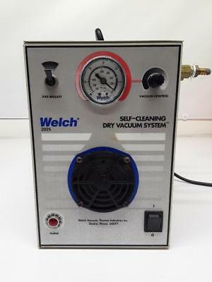 Welch Self-cleaning Dry Vacuum System 2025 202501