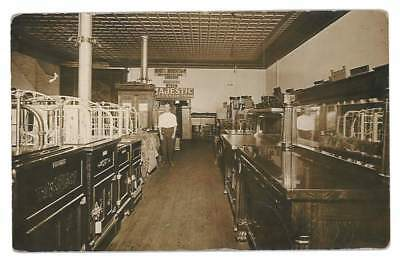 RPPC Appliance Store Interior Majestic Range White Mountain Refrigerator AZO