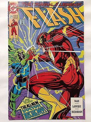 DC Comics 1992 THE FLASH Issue 71 **Free UK Postage**