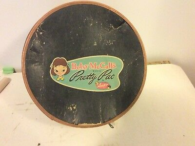 Betsy McCall Doll Pretty Pac Storage Box with Clothing