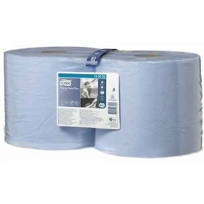2ply Blue Prem Combi Wiper Roll 2x255m 130052 Tork Genuine Top Quality Product