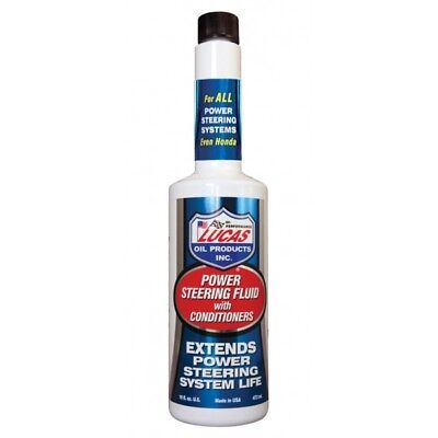 Power Steering Fluid With Conditioners 473ml 40442 Lucas