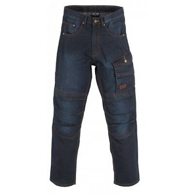1945 Work Jeans 44in Reg D-ID/44 JCB Genuine Top Quality Product New