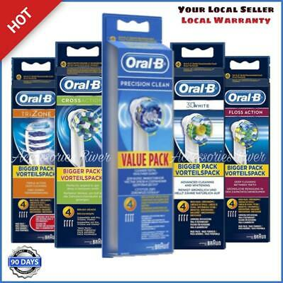 Oral B Toothbrush Head Genuine Braun Electric  - New in Box - AU Seller