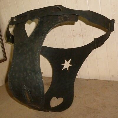 Chastity Belt Women Hand Made Iron Collectors