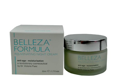 Belleza Formula Rejuvenating Night Cream - 50 ml