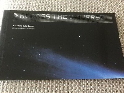 Royal Mail Mint Unused Stamp Book Across The Universe