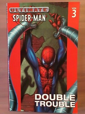Ultimate Spider-Man  TPB Vol. 03 Bendis Bagley Double Trouble
