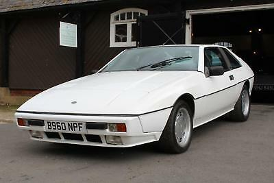 1985/b Lotus Eclat/excel 2.2 5 Speed Manual