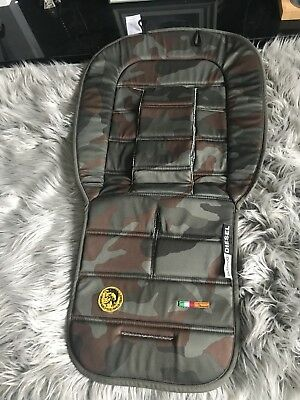 Bugaboo Universal Seat Liner- Limited Edition Diesel Camouflage
